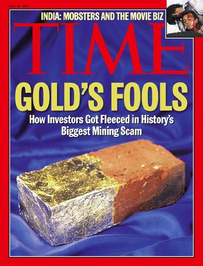 Golds Fools - courtesy of Time Magazine